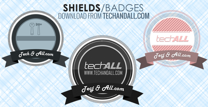 TechAndALL_Shields_And_Badges