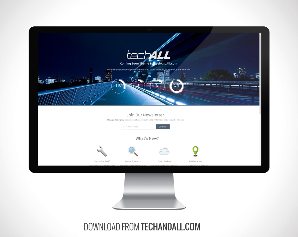Techandall_Responsive_Coming_Soon_Template_preview1